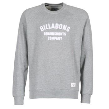 Clothing Men sweatpants Billabong TROUBLE IN PARADISE CREW Grey