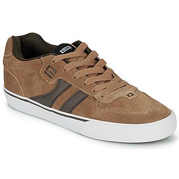 Shoes Men Skate shoes Globe ENCORE-2 Brown