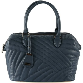 Bags Women Shopping Bags / Baskets Acqua Di Perla APCO25906 Bauletto Accessories Blue Blue
