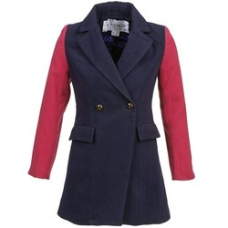 Clothing Women coats Kling VERMEER Marine