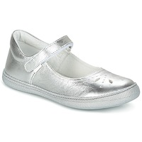 Shoes Girl Flat shoes Primigi CLEMENCE-E Silver