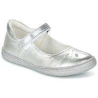 Shoes Girl Flat shoes Primigi CLEMENCE-E Silver