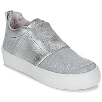 Shoes Girl Slip-ons Primigi (enfant) STARLET Silver