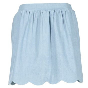 Clothing Women Skirts Compania Fantastica EFESTONA Blue / SKY