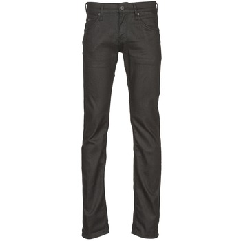 Clothing Men Straight jeans Meltin'pot MARTIN Blue