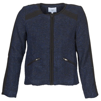 Clothing Women Jackets / Blazers Suncoo DANAELLE Blue
