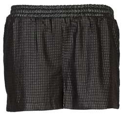 Clothing Women Shorts / Bermudas Suncoo BONIE Black