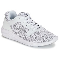 Shoes Women Low top trainers Kangaroos KV 2 White / Grey