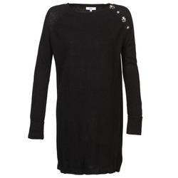 Clothing Women Short Dresses Suncoo CHARLIE Black