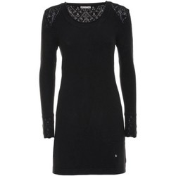Clothing Women Short Dresses Nero Giardini A660390D T-shirt Women Black Black