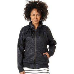 Clothing Women Jackets adidas Originals W Windbreaker Tiger Black