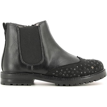 Shoes Children Ankle boots Didiblu D3050 Ankle boots Kid Black Black