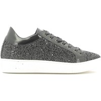 Shoes Women Low top trainers Grunland SC2074 Sneakers Women Black Black