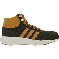 Shoes Men Hi top trainers adidas Originals Cloudfoam Race Wtr Mid Brown-Honey