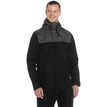 adidas  Ufb All Weather Jacket  mens Jacket in Black