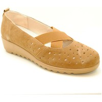 Shoes Women Loafers Relax 4 You bsw15035 marron