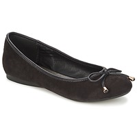 Shoes Women Flat shoes Moony Mood LIESA Black