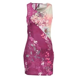 Clothing Women Short Dresses Smash GRETCHEN Pink