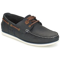 Shoes Men Loafers Barbour CAPSTAN BLUE / Leather