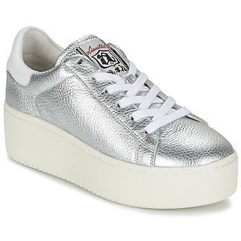 Shoes Women Low top trainers Ash CULT Silver