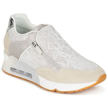 Shoes Women Low top trainers Ash LOOK LACE White