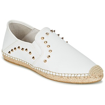 Shoes Women Espadrilles Ash ZABOU White