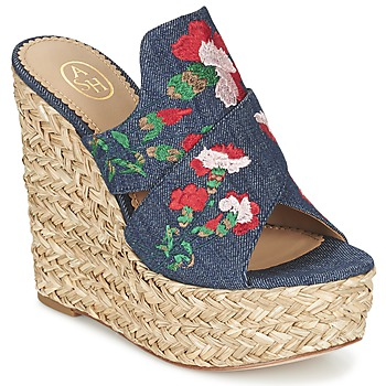 Shoes Women Sandals Ash BAHIA DENIM
