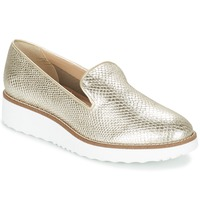 Shoes Women Loafers Dune GARNISH Silver