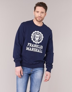 Clothing Men sweatpants Franklin & Marshall NESS OFRA Marine