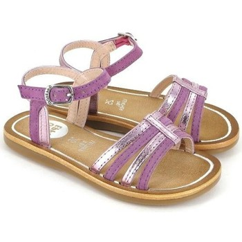 Shoes Girl Sandals Gioseppo ADAMINA violet