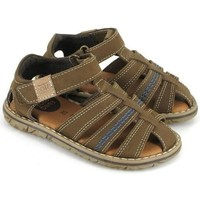 Shoes Boy Sandals Gioseppo LUTHER marron