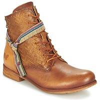Shoes Women Mid boots Felmini MOSTAZA Camel