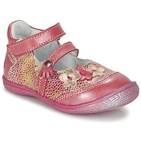 Shoes Girl Flat shoes GBB PIA Pink