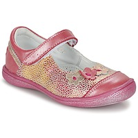 Shoes Girl Flat shoes GBB PRATIMA Pink