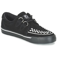 Shoes Low top trainers TUK CREEPERS SNEAKERS Black / White