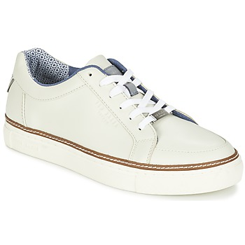 Shoes Men Trainers Ted Baker ROUU White / Leather
