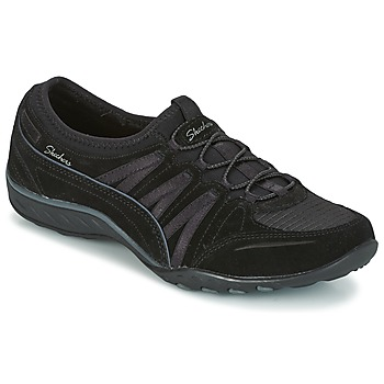 Shoes Women Trainers Skechers Breathe-Easy Moneybags  BLACK