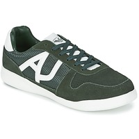 Shoes Men Low top trainers Armani jeans SOKORA Kaki