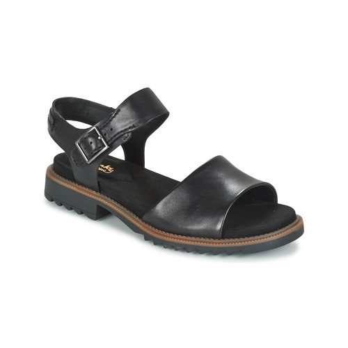 Shoes Women Sandals Clarks FERNI FAME Black
