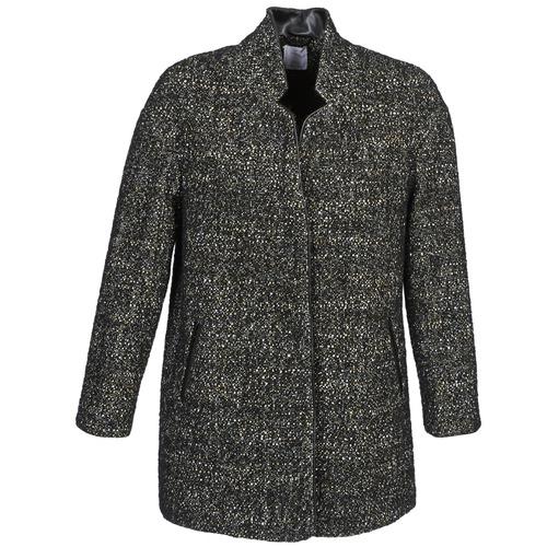 Clothing Women Coats Alba Moda XOLLO Grey / Mottled