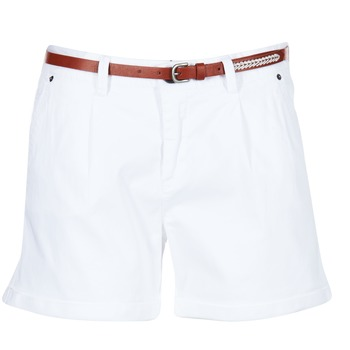 Clothing Women Shorts / Bermudas Best Mountain ROSAVOULI White
