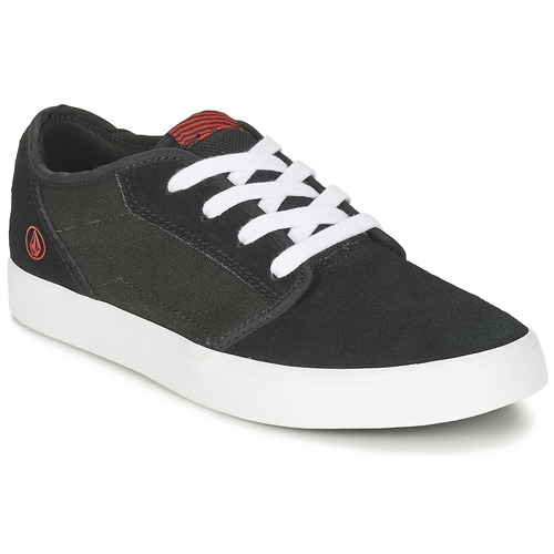 Shoes Children Low top trainers Volcom GRIMM 2 BIG YOUTH Black
