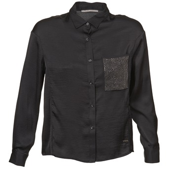 Clothing Women Shirts Gaudi MINILE Black