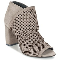Shoes Women Ankle boots Mimmu CAMGI Grey