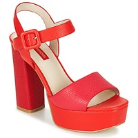 Shoes Women Sandals Luciano Barachini TABINO Red