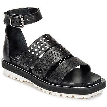 Shoes Women Sandals Now PADOU Black