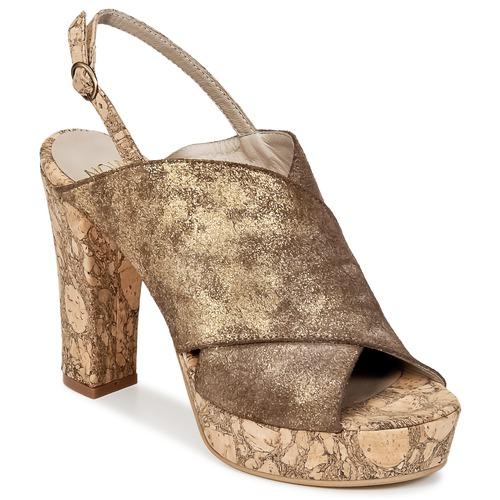 Shoes Women Clogs Now PALISSA Bronze
