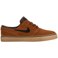 Shoes Men Low top trainers Nike Zoom Stefan Janoski Brown