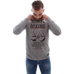 Clothing Men jumpers Key Up SGM6 0001 T-shirt Man Grey Grey