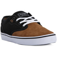 Shoes Men Low top trainers Globe MOTLEY BLACK TUFF     60,4